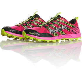 Salming W's Elements Shoes Fluo Pink